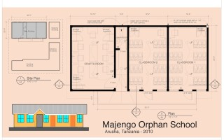1. Majengo Building Plan