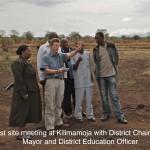 15. Kilimamoja-Ph2-first site meeting at Kilimamoja
