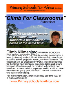 About Climb for Classrooms- Oct 15